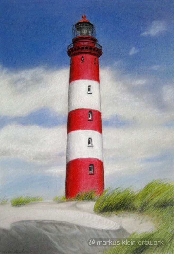 Markus Klein - Lighthouse Amrum