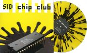 SID Chip Club Yellow Splatter Vinyl