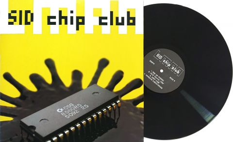 SID Chip Club Black Vinyl