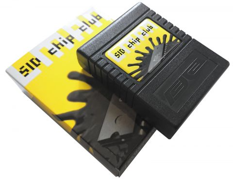 "C64 Cartridge ""SID Chip Club"""