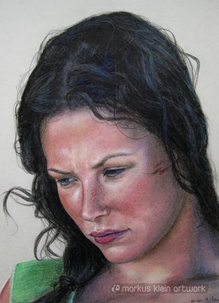 "Evangeline Lilly #2 (""Kate"" from LOST)"