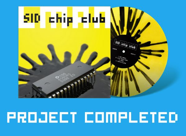 Sid Chip Club Completed