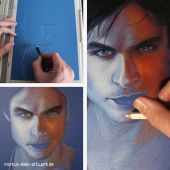 Ian Somerhalder Wip Collage